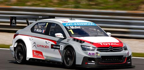 Citroën WTCC Salzburgring (1)