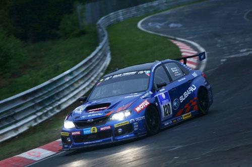 Subaru WRX STI (competición)