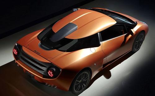 Lamborghini Zagato (trasera)