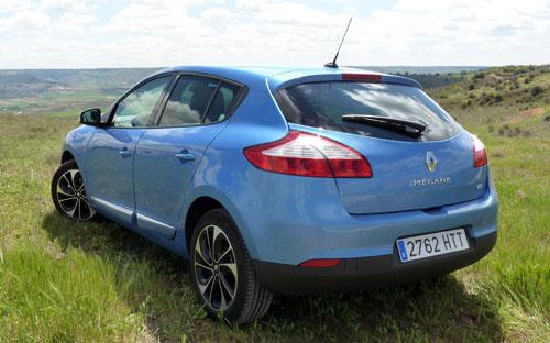 Renault Mégane (trasera)