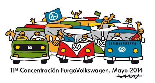 Concentración furgonetas VW