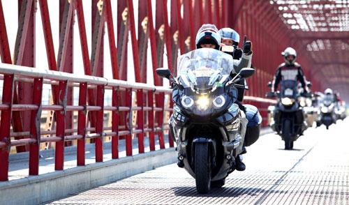 Control de velocidad motocicletas