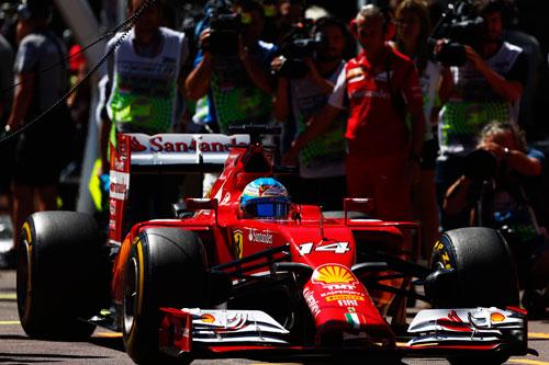 Fernando Alonso - F1 - Mónaco