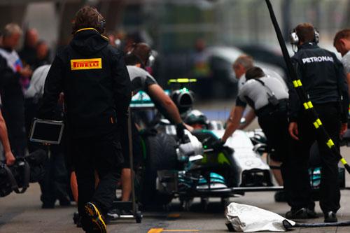 Horarios GP España de F-1