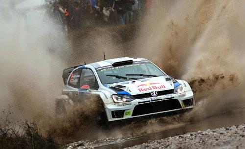 Latvala WRC