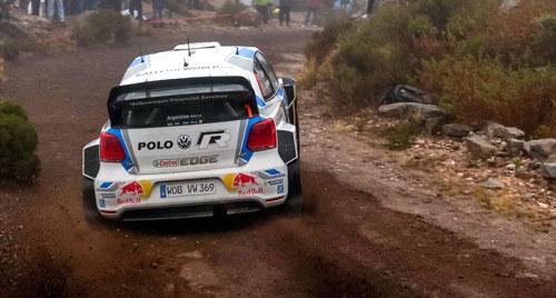 Ogier WRC