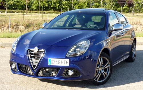 Alfa Giulietta (frontal)