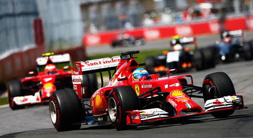 Fernando Alonso - Fórmula 1