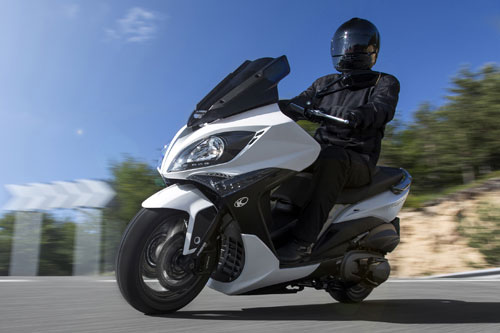 Kymco Xciting (1)