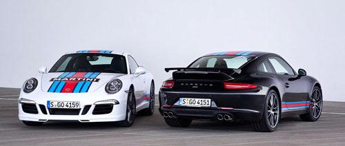 Porsche 911 S Martini Edition (1)