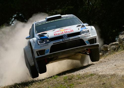 Sebastien Ogier - Rally Italia