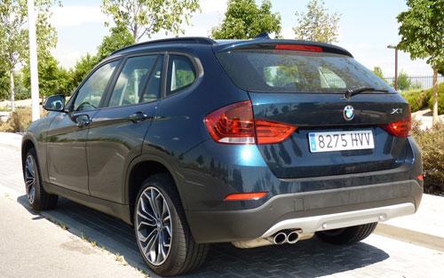 BMW X1 (trasera)