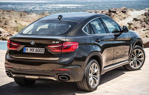 BMW X6 (trasera)