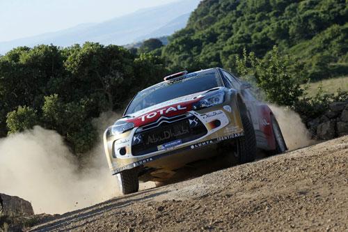 Mads Ostberg - Rally Italia