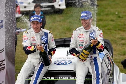 Ogier WRC Polonia