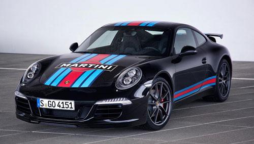 Porsche 911 S Martini Edition (2)