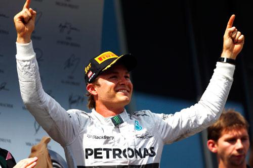 Nico Rosberg - Fórmula 1