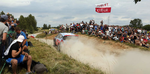 Neuville WRC Polonia