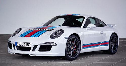 Porsche 911 S Martini Edition (3)