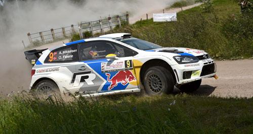 Mikkelsen WRC Polonia