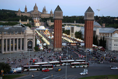 Barcelona, Harley Days (1)