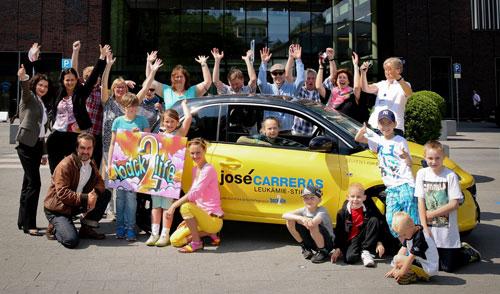 Opel Adam - Fundación José Carreras