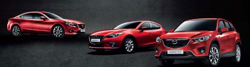 Ventas de Mazda