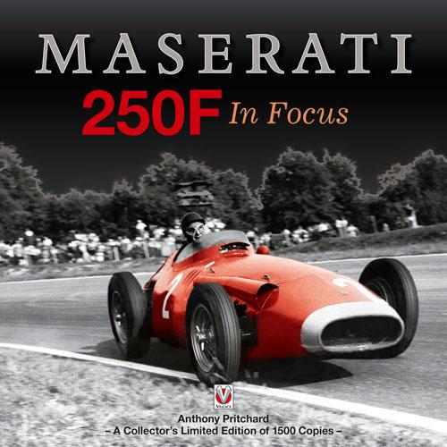 Libro Maserati