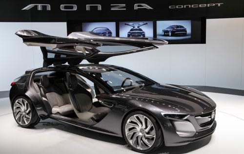 Centro de diseño de Opel (1)