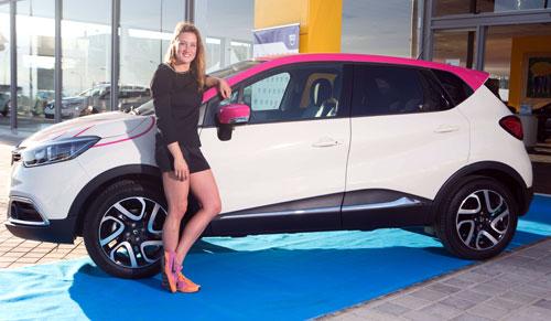 Renault Captur - Mireia Belmonte
