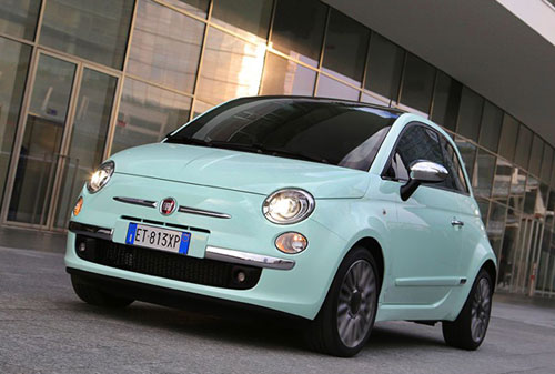 Fiat 500 (frontal)