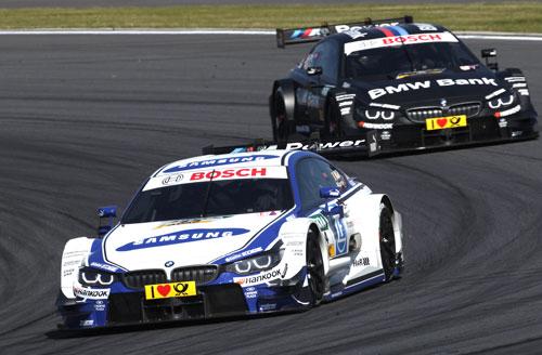 BMW en el DTM