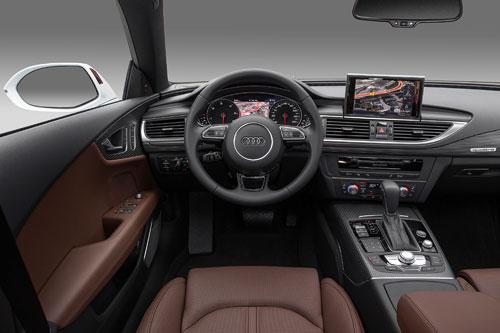 Audi Online Map