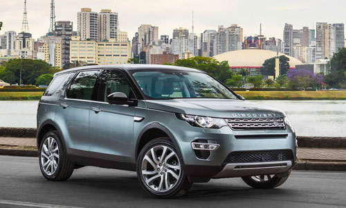 Land Rover Discovery Sport (frontal)