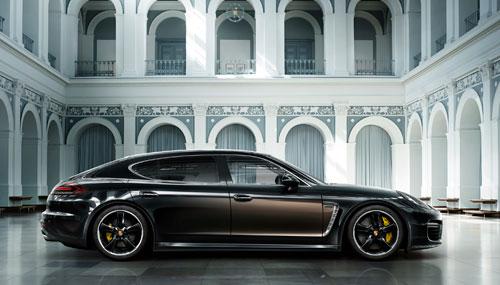 Porsche Panamera (lateral)