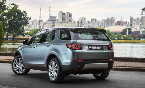Land Rover Discovery Sport (trasera)