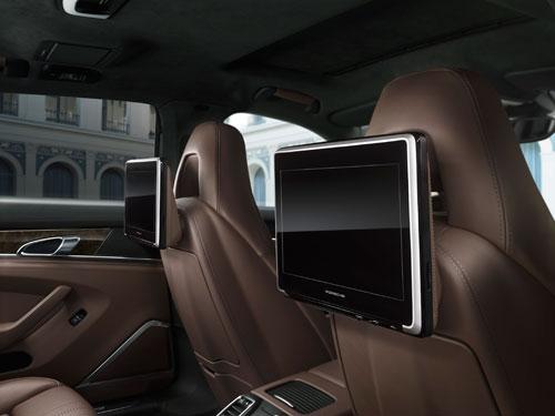 Porsche Panamera (pantallas)