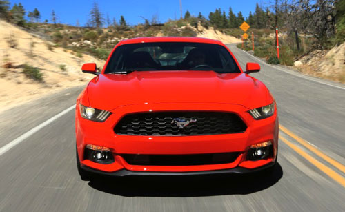2-2015-Mustang-EcoBoost-Red-Driving-020