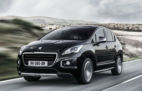el peugeot 3008 estrena motor tricil ndrico 1 2 puretech 130 s s. Black Bedroom Furniture Sets. Home Design Ideas