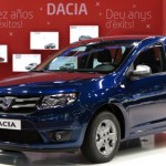 Diez años de Dacia, marca perteneciente al Grupo Renault