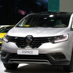 El nuevo Renault Espace que ya vimos en el Salón de Ginebra, presentado en España recientemente
