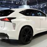 Lexus NX by William