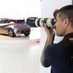 Presentación del Nissan Sway a cargo de Marco Toro, consejero director general de la marca japonesa