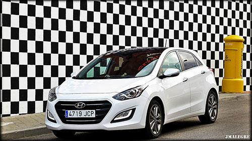 Hyundai i30 (frontal)