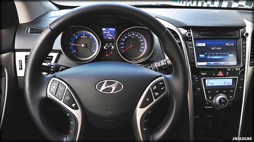 Hyundai i30 (volante)