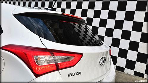 Hyundai i30 (faro trasero)