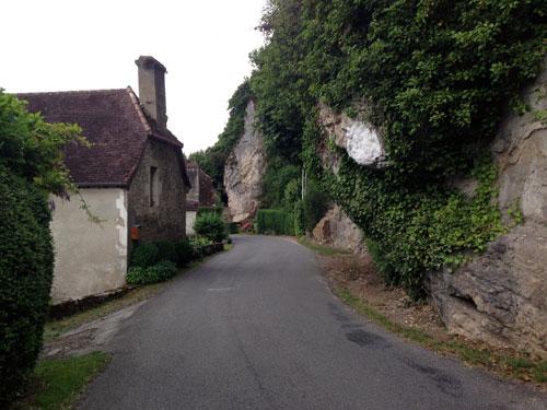 Rocamadour.-Carreteras