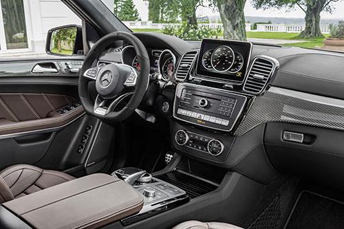 Mercedes GLS (quintamarcha)