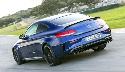 Mercedes-Benz AMG C Coupé (quintamarcha.com)