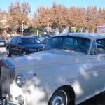 Rolls Royce Silver Shadow, visto en Licencia para matar, la última en la que Timothy Dalton se puso en la piel del agente secreto y que es posible adquirir por 10.000 euros